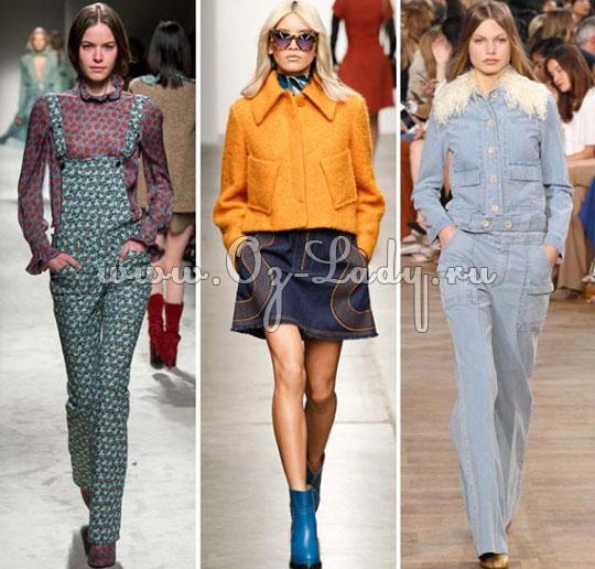 889c97888d16 Модные тенденции в женской одежде осень зима 2015 2016