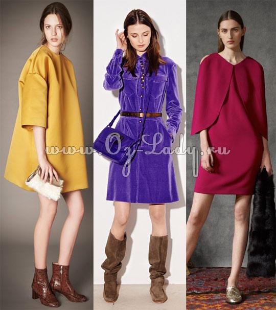 ee7b01e16a8 модные модели платьев осень зима 2015 2016